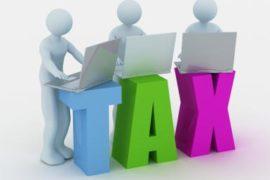 Tax data