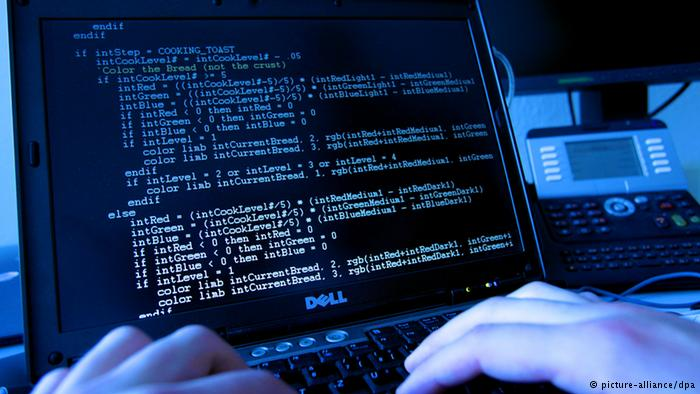 Servers-hacked