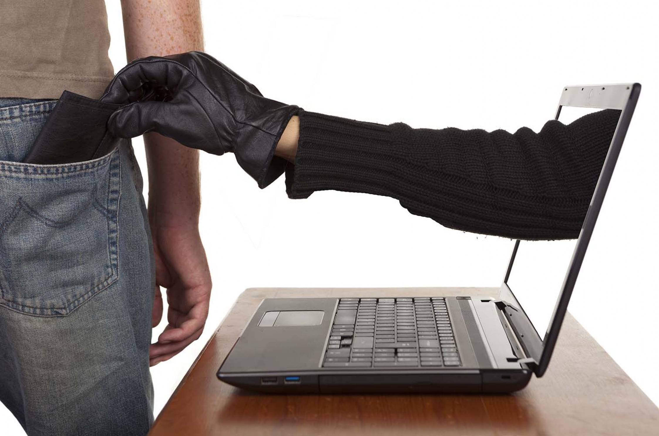 The Rise of Online Fraud