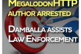 MegalodonHTTP Author Arrested