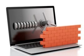 cybersecurity-firewall