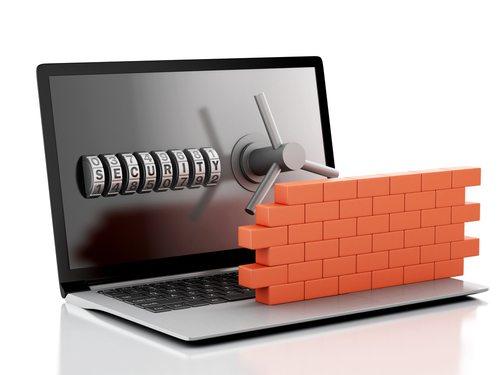 cybersecurity-firewall
