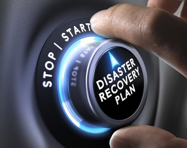 Disaster Recovery Strategy for 2016