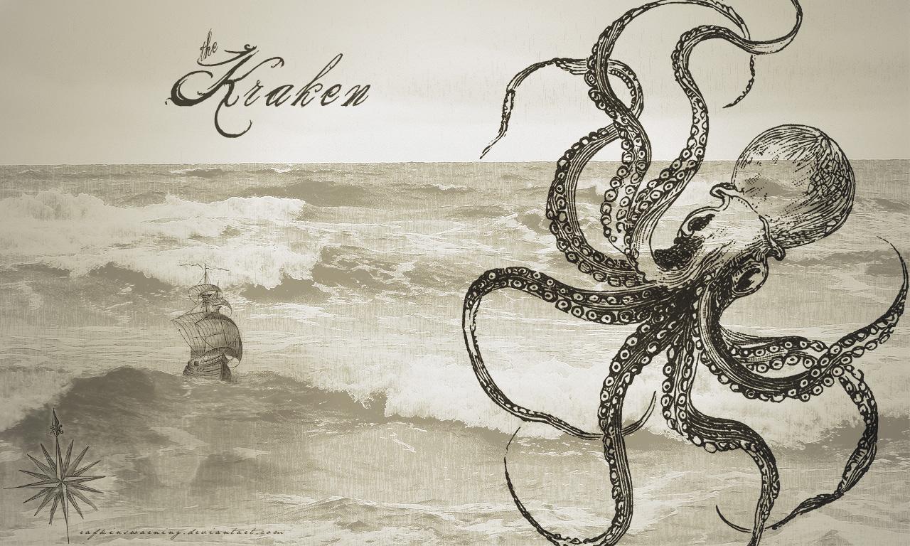 Realease The Kraken